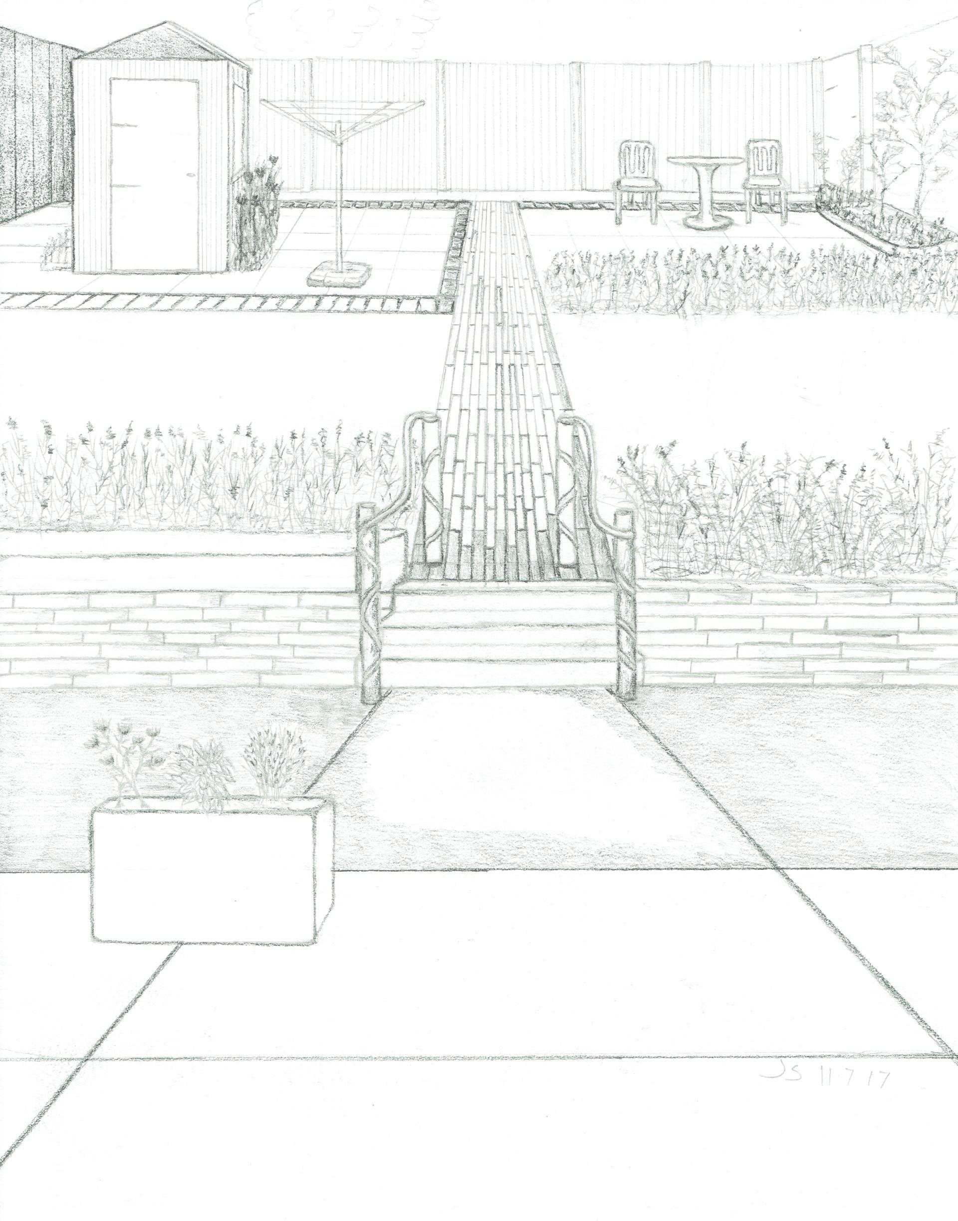 Judi Samuels Garden Design