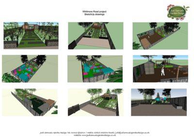 3D CAD design drawings