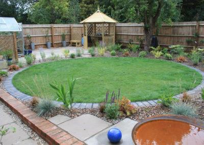 garden designer hertfordshire